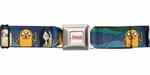 Adventure Time Group Rainbow Seatbelt Belt