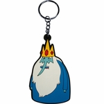 Adventure Time Ice King Keychain