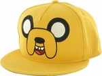 Adventure Time Jake Face Hat