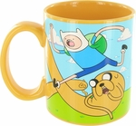 Adventure Time Jake Handle Jumbo Mug