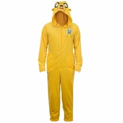 Adventure Time Jake Union Suit