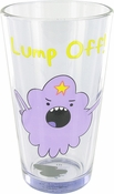Adventure Time Lump Off Pint Glass