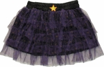Adventure Time Lumpy Space Princess Tiered Tutu Skirt