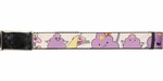 Adventure Time Princess Lady Rainicorn and Lumpy Space Princess Mesh Belt