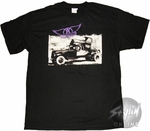 Aerosmith Double Truck T-Shirt