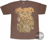 Aerosmith Route Evil T-Shirt Sheer