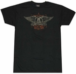 Aerosmith T-Shirt Sheer