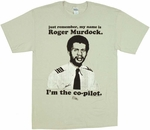 Airplane Murdock T-Shirt