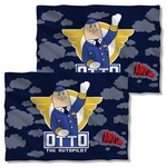 Airplane Otto FB Pillow Case