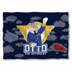 Airplane Otto Pillow Case
