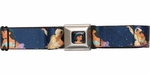 Aladdin Flying Carpet Ride Seatbelt Mesh Belt