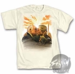 Alex Ross Make Love Not War T-Shirt
