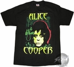 Alice Cooper Face T-Shirt