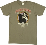 Alice Cooper Madhouse Rock T Shirt Sheer