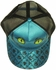 Alice in Wonderland Cheshire Face Youth Hat