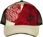 Alice in Wonderland Off Head Youth Hat