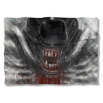 Alien Blood Drool Pillow Case