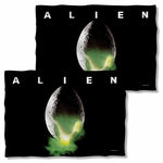 Alien Poster FB Pillow Case