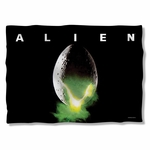 Alien Poster Pillow Case