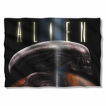 Alien Prey Pillow Case