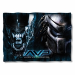 Alien vs Predator Poster Pillow Case