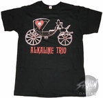 Alkaline Trio Buggy T-Shirt Sheer