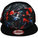 Amazing Spiderman Collage Hat