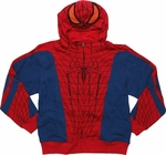 Amazing Spiderman Costume Youth Hoodie
