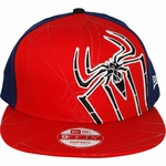 Amazing Spiderman Logo Web Hat