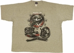 American Chopper Stars T Shirt