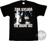 American Fighter Tim Sylvia Maniac T-Shirt