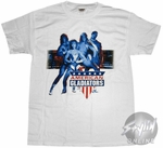 American Gladiators Group T-Shirt