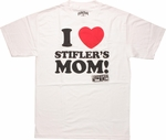 American Pie I Love Stifler's Mom T Shirt