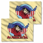 An American Tail Title FB Pillow Case