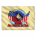 An American Tail Title Pillow Case
