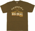 Anchorman Big Deal T Shirt