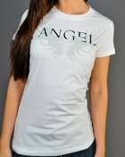 Angel Logo Baby Tee