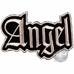 Angel Name Patch