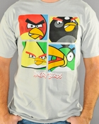 Angry Birds Boxes T Shirt