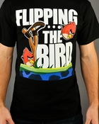Angry Birds Flip T Shirt