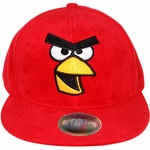 Angry Birds Red Plush Hat