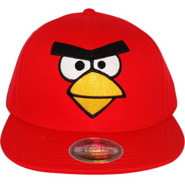 Angry Birds Hats & Headwear. Showing 20 of 20 results that match your query. Search Product Result. Product - Angry Birds - Angry Snap Back Cap. Clearance. Product Image. Product - Angry Birds Mens Plush Red & Black Reversable Aviator Trapper Hat. Product Image. Price $ Product Title.