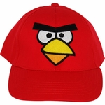 Angry Birds Red Twill Youth Hat