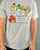 Angry Birds Slingshot T Shirt