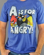 Angry Birds T Shirt Sheer