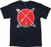 Ant-Man Atomic Size Navy T-Shirt
