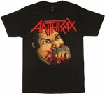 Anthrax Fistful of Metal T Shirt