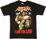 Anthrax Law T-Shirt