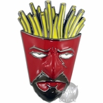 Aqua Teen Hunger Force Frylock Belt Buckle