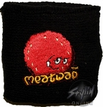 Aqua Teen Hunger Force Meatwad Wristband